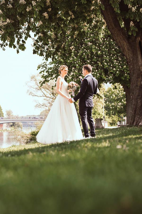 Fotograf, Hochzeit, Wedding, Ulm, Neu-Ulm, Bride, Groom, Hochzeitsfotograf, Donau, Shooting