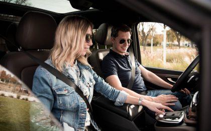 Mercedes-Benz, Marcopolo, V-Klasse, MBUX, Models, Interaktion, Interior, Fotograf, Ulm