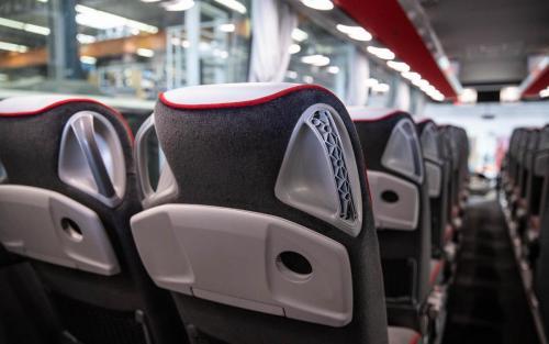 3D-Druck Daimler Buses Additive Fertigung Aftersales Ersatzteile Kunststoff Metall Sitze
