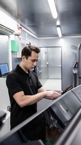 3D-Druck Daimler Buses Additive Fertigung Aftersales Ersatzteile Kunststoff Metall omniplus CAD Engineering