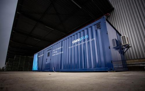 3D-Druck Daimler Buses Additive Fertigung Aftersales Ersatzteile Kunststoff Metall Container omniplus