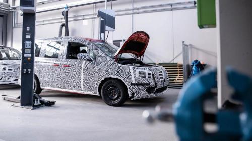 Mercedes Citan Werkstatt Business Eventbegleitung